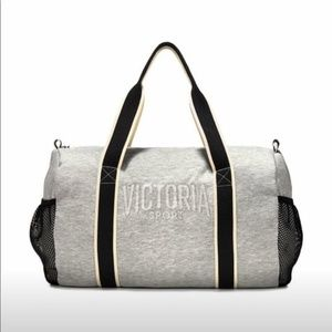 Victoria Secret Sport Gym/Duffle Bag Grey